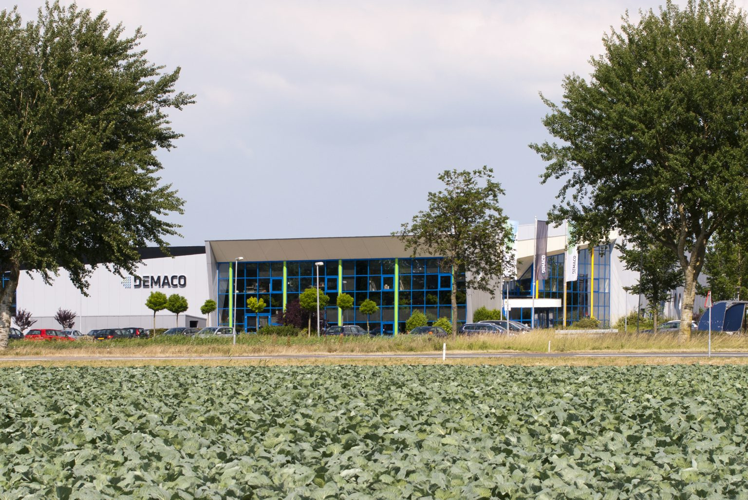 Demaco hoofdkantoor
